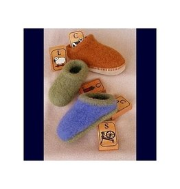 FiberTrends FiberTrends Children's Felt Clogs CH38