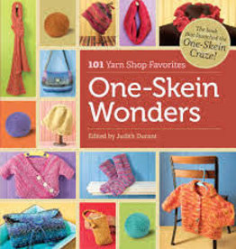 One Skein Wonders by Judith Durant