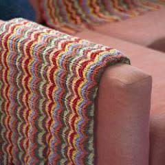 Universal Yarn Universal Colorbloom Afghan Kit SMALL Acrylic AUTUMN