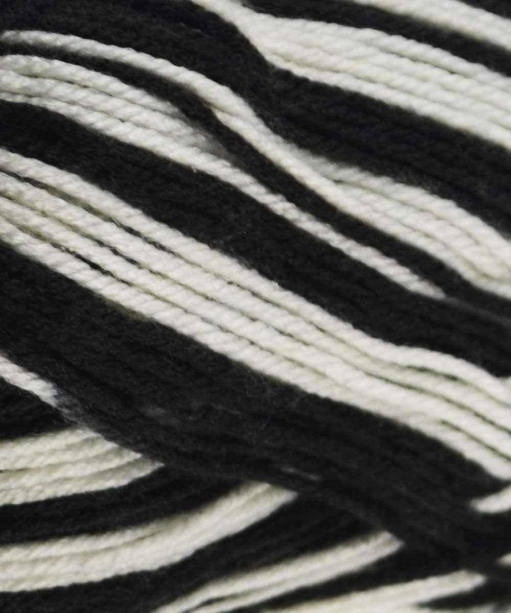 Universal Yarn Universal Uptown Spirit Stripes 521 REFEREE