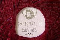 Universal Yarn Garden 10 Cotton 700-20 DARK RASPBERRY