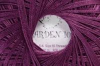 Universal Yarn Garden 10 Cotton 700-52 BLACKBERRY