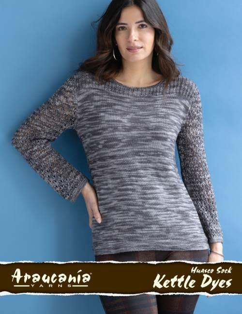 Jody Long Araucania Leena Womens Pullover