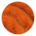 Kraemer Mauch Chunky Roving sold per OZ 1009 PUMPKIN