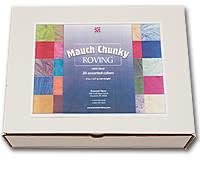 Kraemer Mauch Roving Asst Color Box