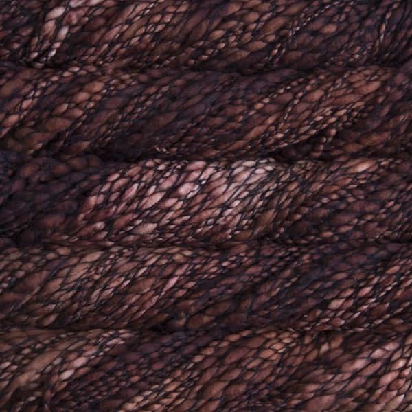 Malabrigo Yarn Malabrigo Caracol 161 RICH CHOCOLATE