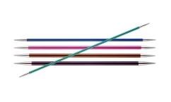 "knitters pride Knitters Pride Zing Aluminum 6"" DPN"