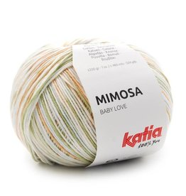 Katia Katia Mimosa 303 Green Peach Blue