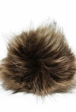 Knitting Fever KFI Furreal Pom Pom 4 Canadian Lynx
