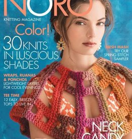 Noro Noro Magazine ISSUE 10 SS2017