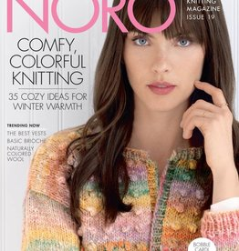 Noro Noro Magazine 2021  ISSUE 19