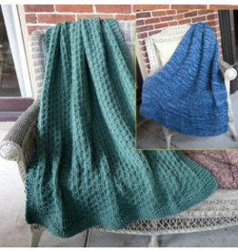 PLYMOUTH 2941 ENCORE MEGA Blanket Pattern