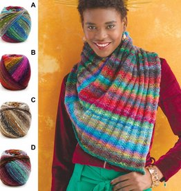 Noro Noro Color Rave Cowl Kit Color D