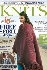 Interweave INTERWEAVE KNITS fall 2017 Americana Issue