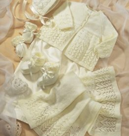 Sirdar 1662 Sirdar Snuggly 4 ply Lace Layette