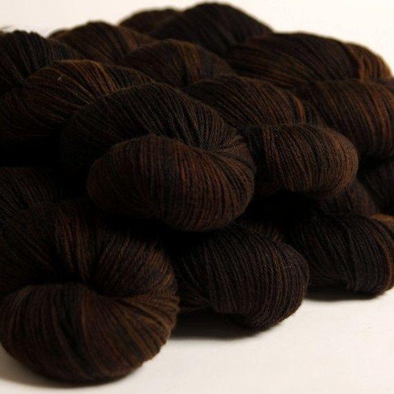 Hedgehog Fibres Hedgehog Sock Yarn DAMNED NATION
