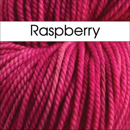 Anzula Luxury Fibers Anzula Haiku RASPBERRY