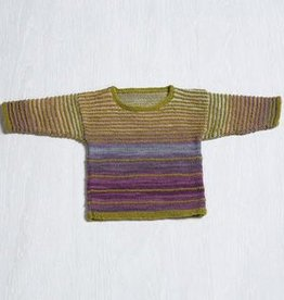 Classic Elite Classic Elite Angel Baby Sweater in Liberty Wool Light
