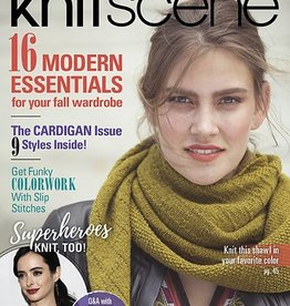 Interweave KNITSCENE FALL 2017