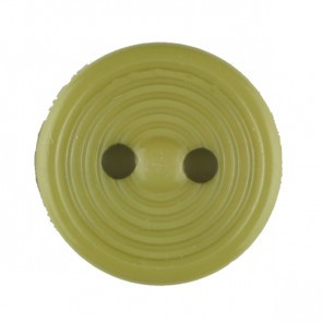 Dill Buttons 217711 Circles Pea Green button 13 mm