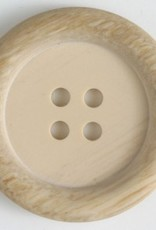 Dill Buttons 340797 Faux Bamboo Button 23 mm