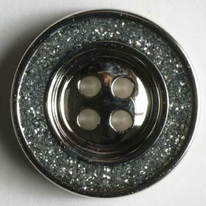 Dill Buttons 320397 Rhinestone Round 19 mm