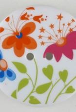 Dill Buttons 341237 Flower Garden 25 mm