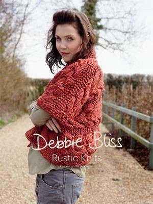 Debbie Bliss Rustic Knits by Debbie Bliss Sale