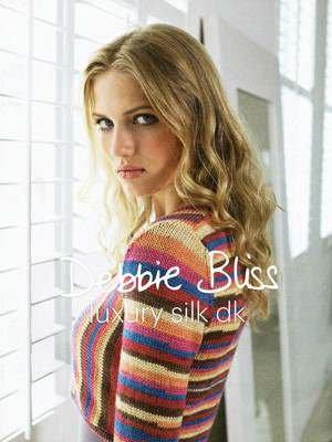Debbie Bliss Debbie Bliss Luxury Silk DK Book Sale