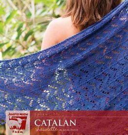 Juniper Moon Farm Juniper Moon Farm Catalan Shawl in Zooey