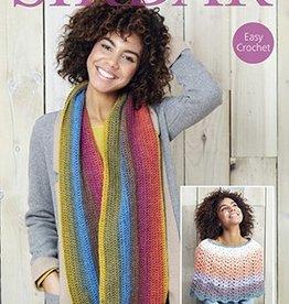 Sirdar 8028 Sirdar ColourWheel DK Crochet Cowl