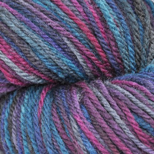 Brown Sheep Brown Sheep Prairie Spun DK 200 BLUEBERRY PATCH SALE REGULAR $13.45
