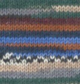 adriafil Adriafil Knit Col 76 GREEN RUST BLUE
