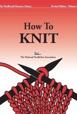 Learn To Knit by TNNA