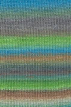 Lang Lang Mille Colori Baby 845-16 GREEN AQUA