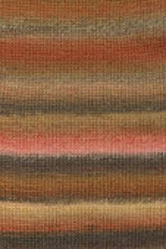 Lang Lang Mille Colori Baby 845-39 BROWN ORG
