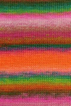 Lang Lang Mille Colori Baby 845-55 BRIGHT TROPICAL