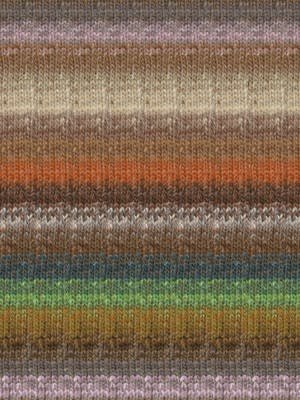 Noro Noro Silk Garden Sock 417 RUST BROWN NATURAL
