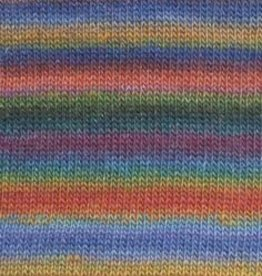 Lang Lang Mille Colori Baby Luxe 981-50 Dark Rainbow discontinued