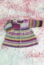 Lang Lang Mille Colori Baby Cardi 234-03