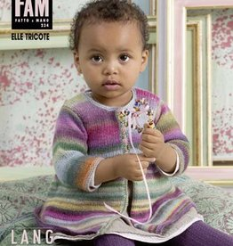 Lang Lang Fatto A Mano 234 Baby Elle Tricote