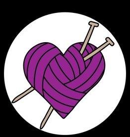 "knitters pride Knitters Pride Naturalz 4"" Interchangeable Tip"
