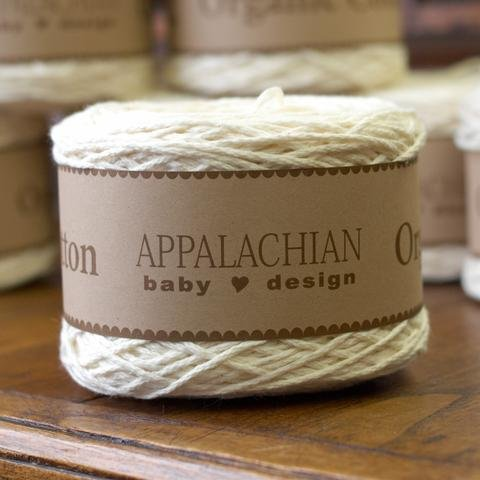 Appalachian Baby Organic Cotton Sport Natural 4 OZ