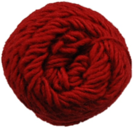 Brown Sheep Brown Sheep Lambs Pride Bulky M 180 RUBY RED