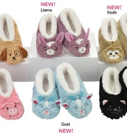Snoozies Snoozie Slippers Toddler Animal Size S (5/6)