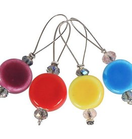 knitters pride 8382 Knitters Pride Zooni Stitch Markers Gems