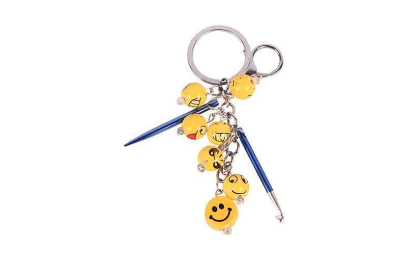 knitters pride Knitters Pride 8392 Knitting Charms HAPPINESS