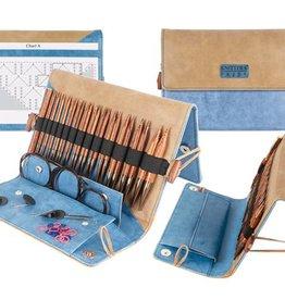 knitters pride Knitters Pride 1502 GINGER Deluxe SHORT Interchangeable Set #3-17