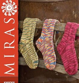 Mirasol Mirasol Socks M5164 using Khusku