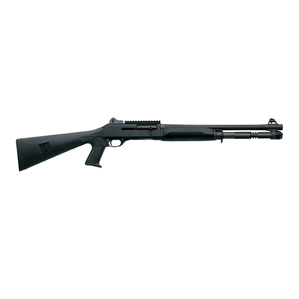 "BENELLI M4 TACTICAL SEMI AUTO 12G 18.5"" 2-3/4 & 3"""